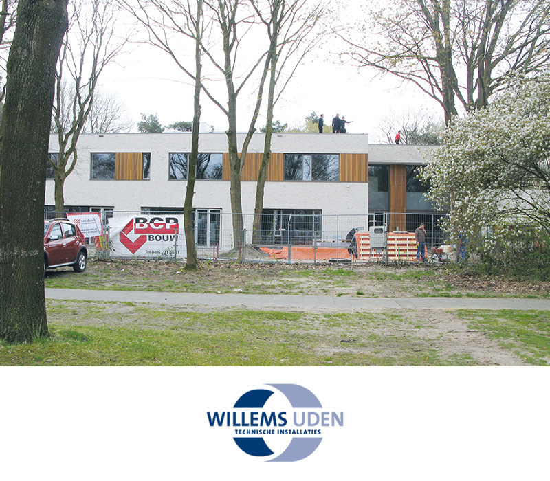 Bredeschool De Bloktempel