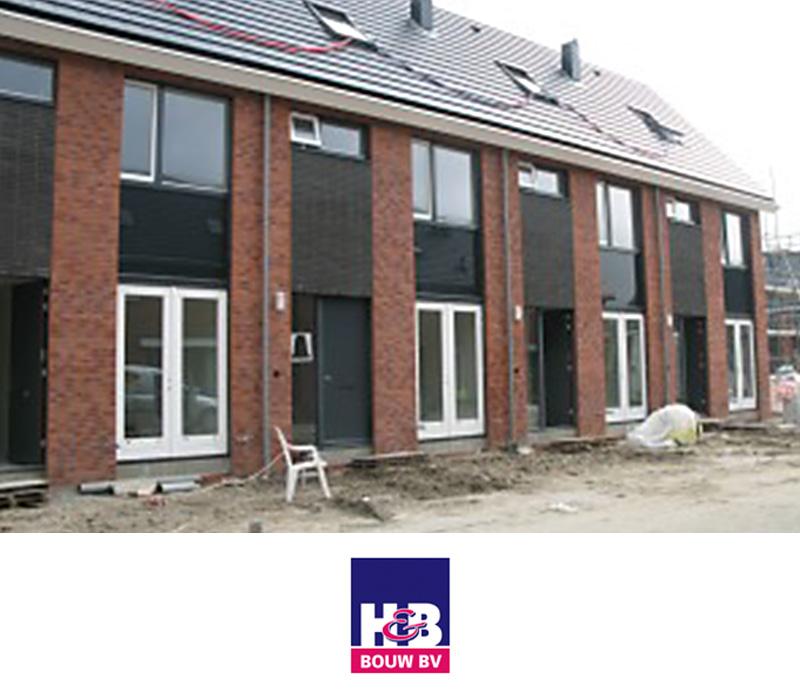 Woningen Vesterhout fase 3